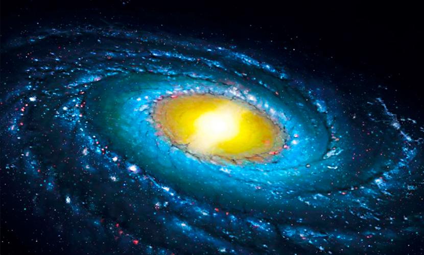 Человечество наблюдает смертельную агонию Млечного Пути, - ученые