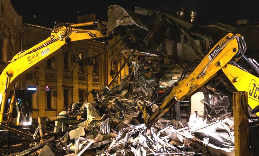 Собянин проиграл дело по сносу торгового павильона в Москве