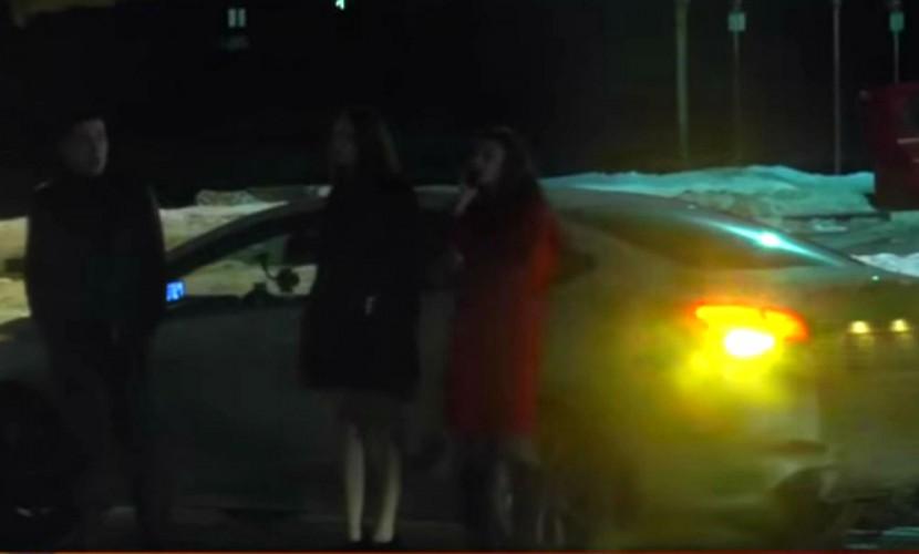 Жители Татарстана сняли на видео «огненный» НЛО и вызвали полицию