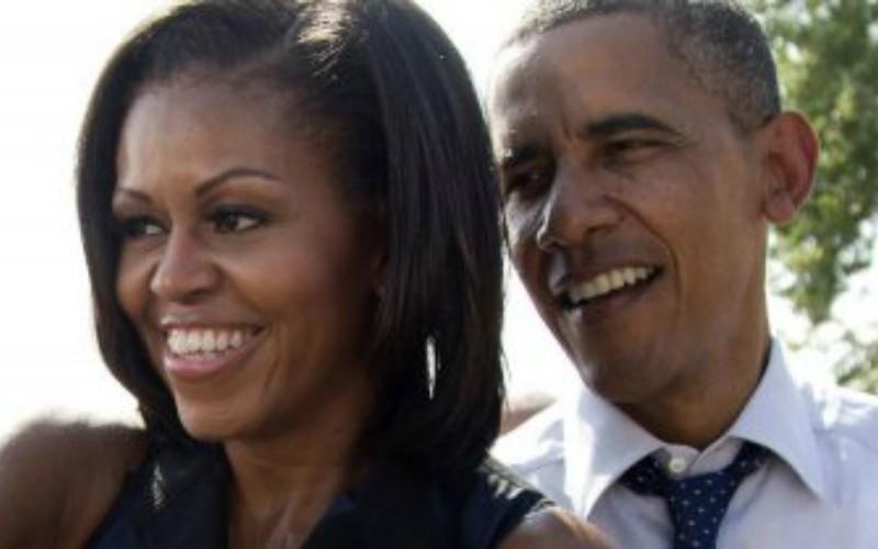 Обама поделился впечатлениями о формах своей «потрясающей» жены
