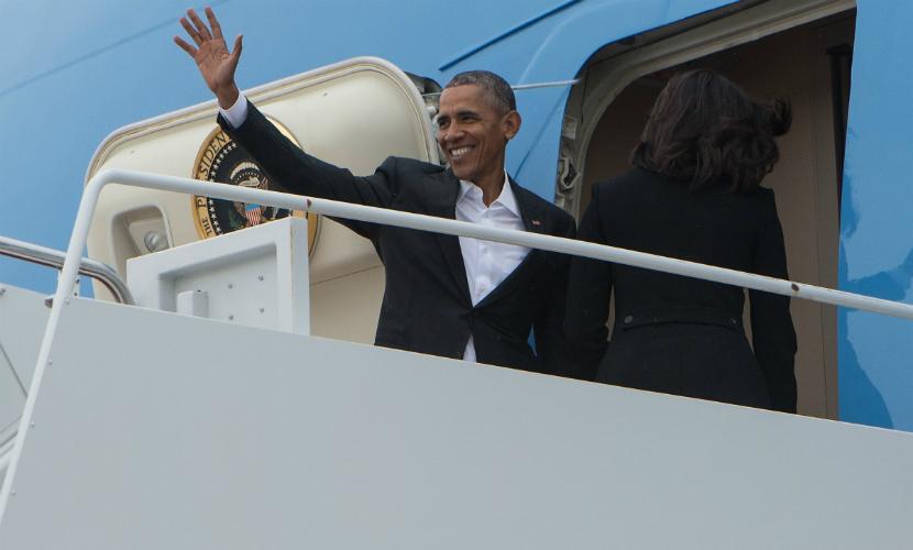Президент США прибыл на Кубу впервые за 88 лет