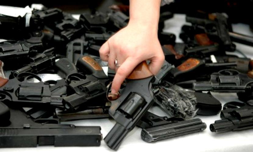 Из отдела полиции в Ростове-на-Дону похитили почти 250 единиц оружия