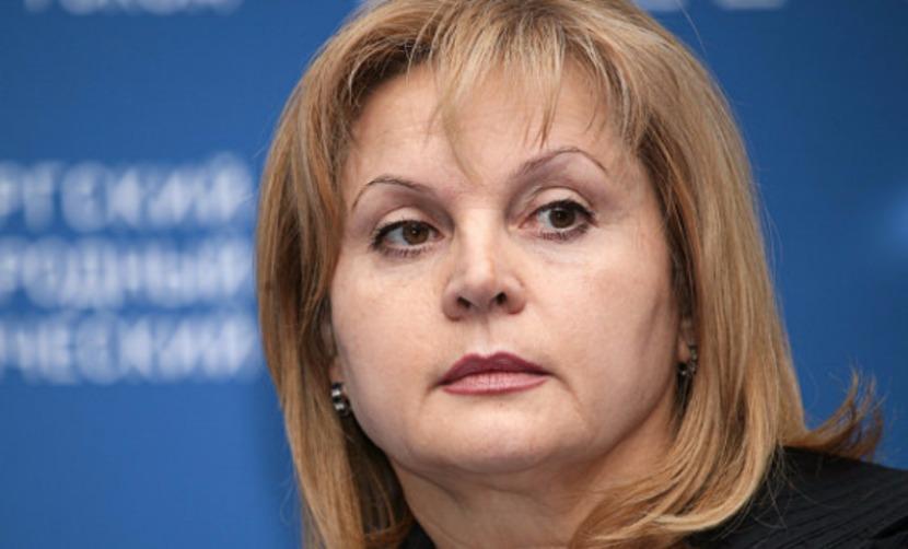 Элла Памфилова прислала в Госдуму заявление о досрочной отставке