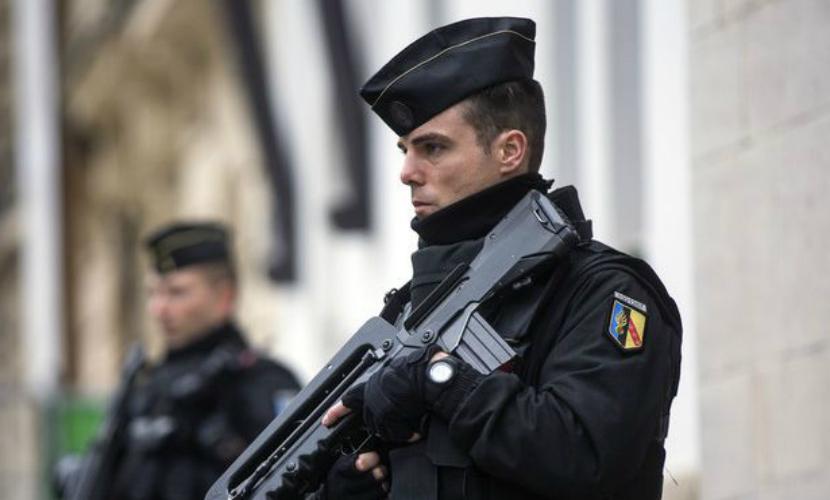 Парижская полиция предотвратила новый теракт