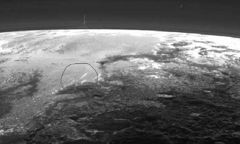 Ученые обнаружили облака на Плутоне