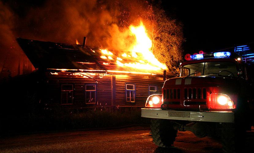 Две женщины и десять мужчин-иностранцев погибли при пожаре в Стерлитамаке