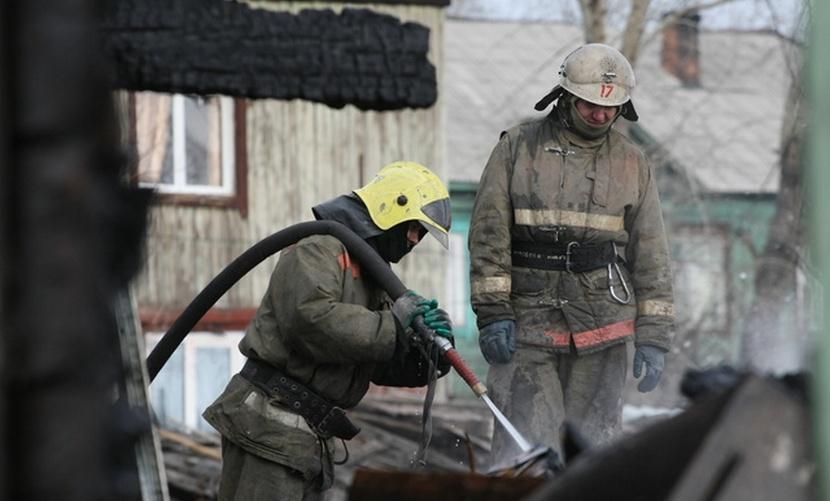 Оставленные без присмотра дети задохнулись в пожаре в Красноярском крае