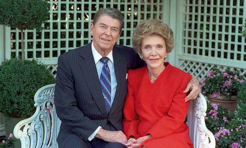 Скончалась 94-летняя голливудская актриса и вдова экс-президента США Нэнси Рейган