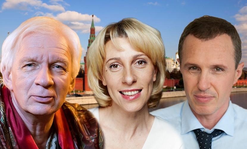 Носику, Рутберг и Вернику указом президента присвоено звание