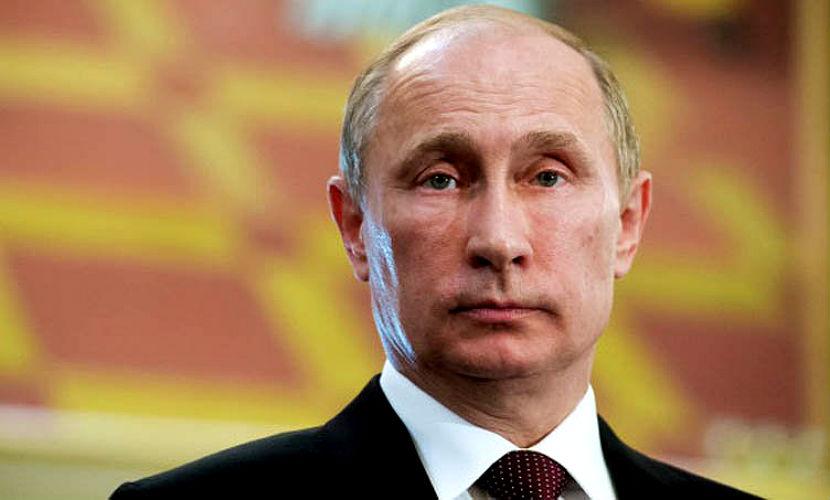 Путин выразил соболезнования гражданам Турции после теракта в столице