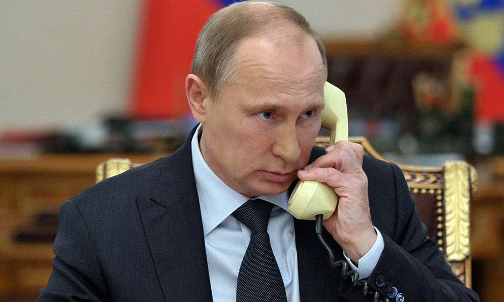 Путин поздравил по телефону гендиректора ЮНЕСКО и президента Сирии с освобождением Пальмиры
