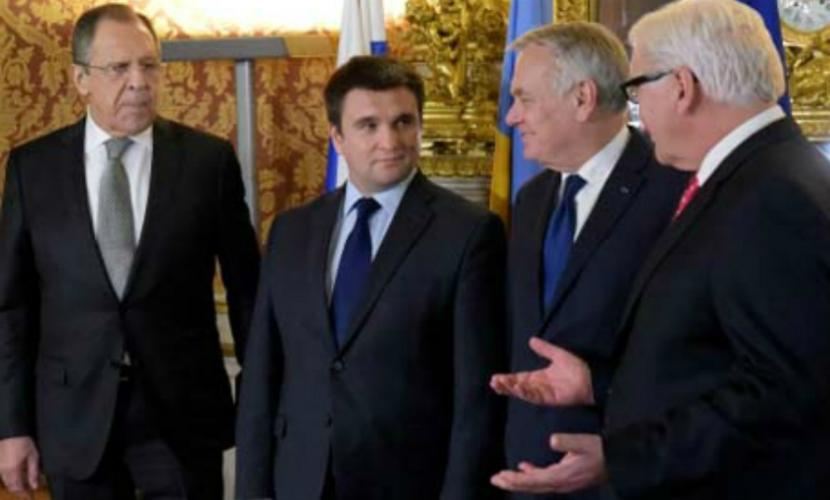 Лавров остался неудовлетворен итогами встречи «нормандской четверки» в Париже