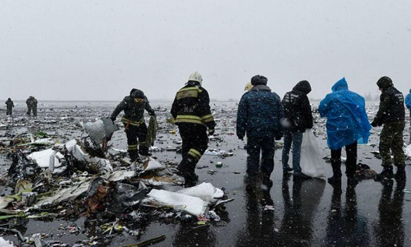 Трое родственников погибших при крушении Boeing 737-800 госпитализированы в тяжелом состоянии