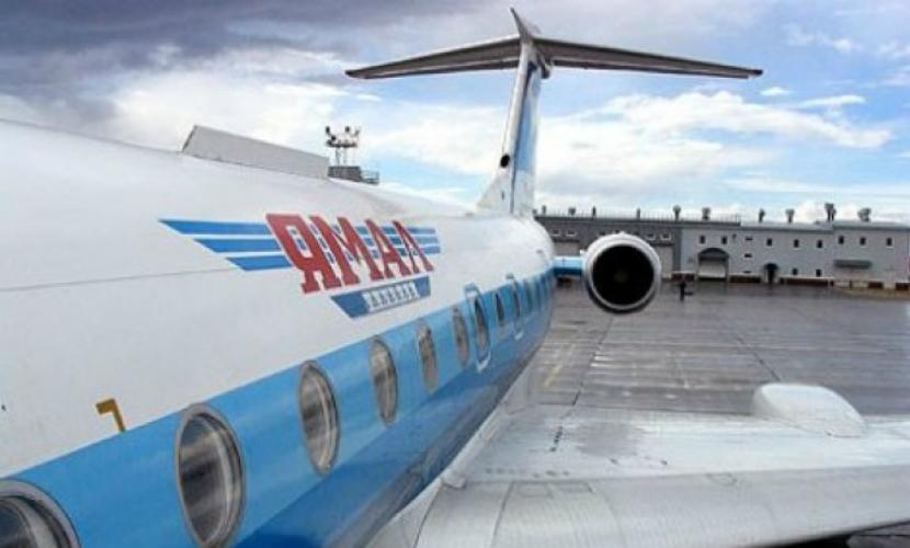 Boeing без колеса со 150 пассажирами на борту сел в Тюмени