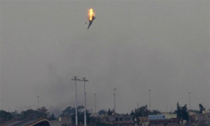 СМИ Сирии сообщили о новой версии катастрофы МиГ-21