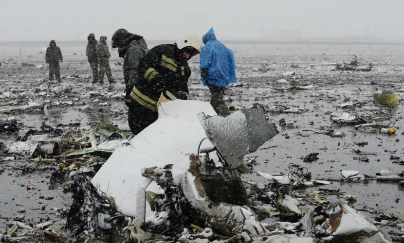 Пилоты авиакомпании разбившегося в Ростове Boeing засыпали в полете