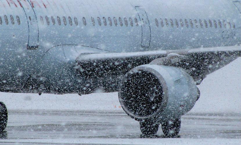 Полторы тысячи человек на Камчатке застряли в аэропорту из-за непогоды