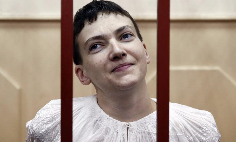 Савченко завершила сухую голодовку и получила приглашение в правительство Украины