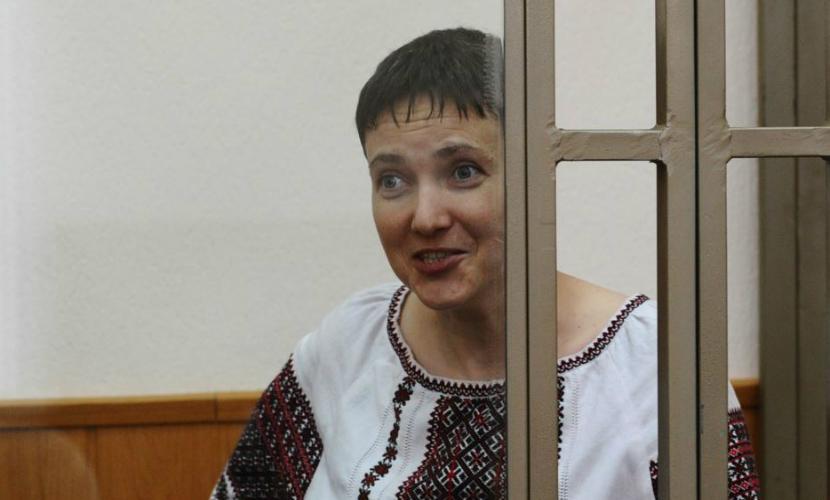 Савченко упрекнула Порошенко в неисполнении обещания вернуть ее на родину