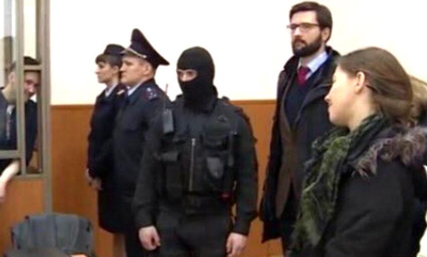 Надежда Савченко на суде испытала «страшную» боль и помогла послу сделать «невероятное фото»