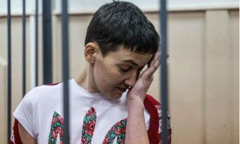 Летчица Надежда Савченко из-за России отказалась рожать детей