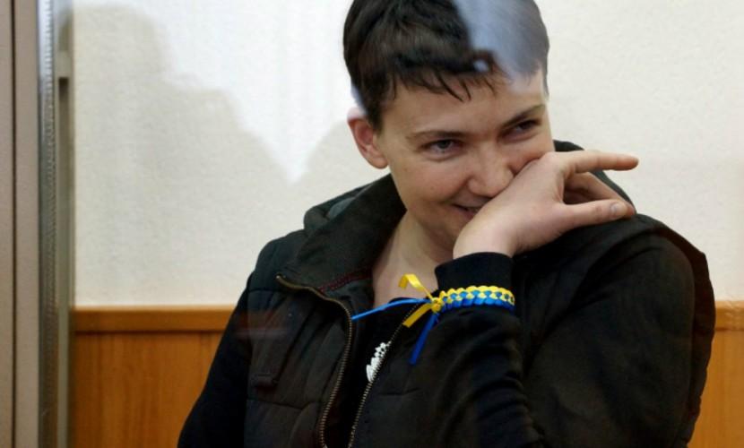 Маркин сравнил поведение Савченко с шоу