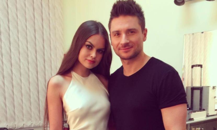 1-я вице-мисс России сыграла главную роль в клипе на песню Лазарева для
