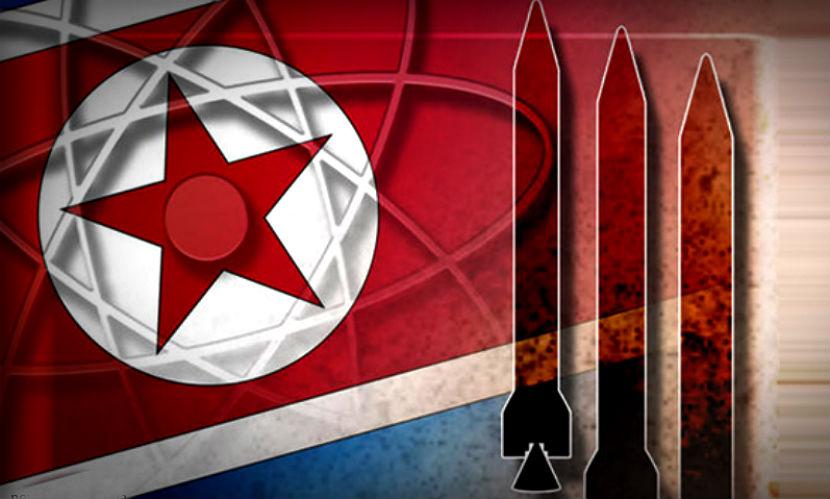 После введения санкций КНДР запустила ракеты малого радиуса