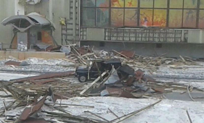 Молодая женщина погибла под обломками рухнувшей крыши в Норильске