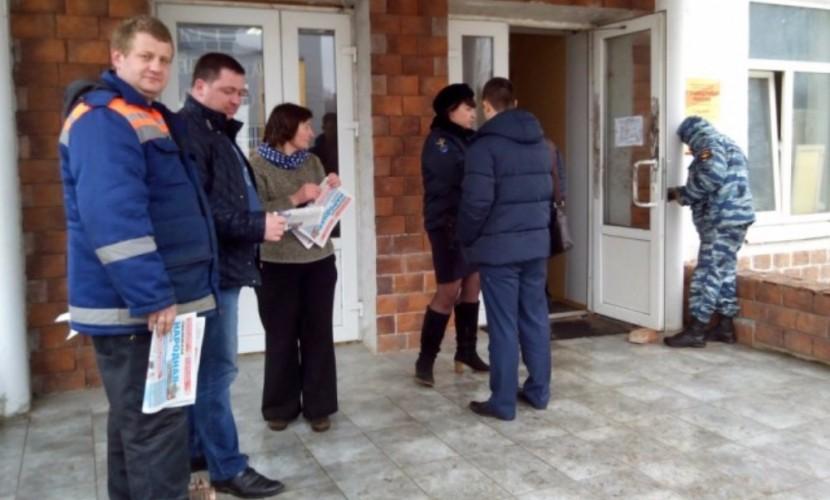 Редакция оппозиционной главе региона газеты подверглась нападению в Смоленске