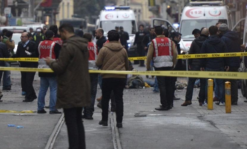 Турецкие медики насчитали 36 пострадавших от теракта в Стамбуле