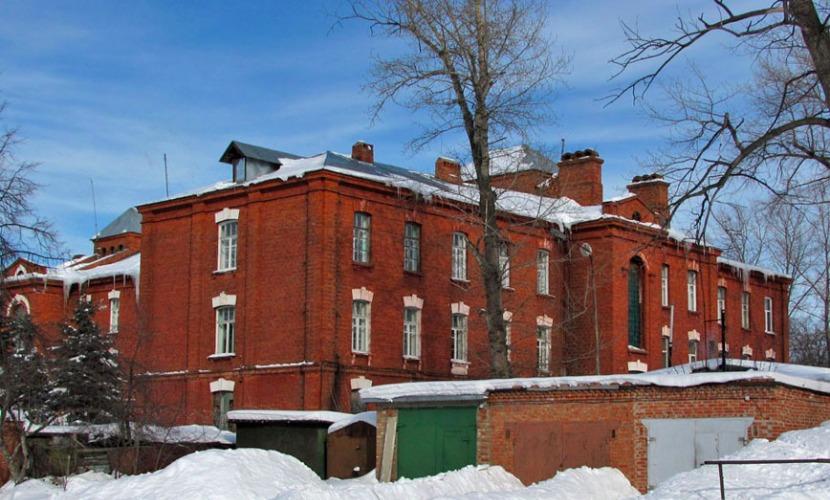 Картинка котовск пороховой завод