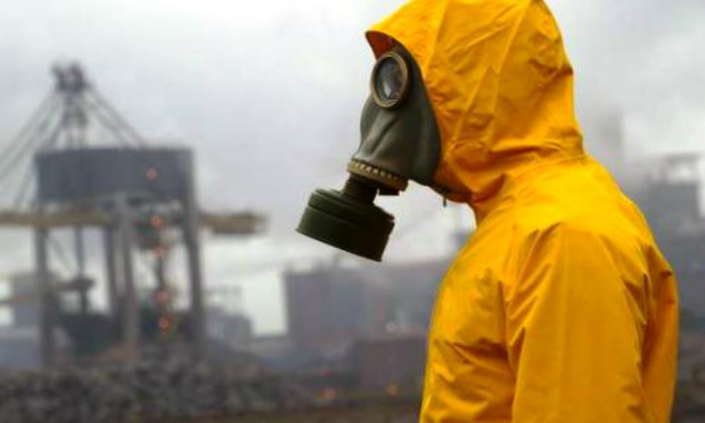 Во Владивостоке нашли авиаприбор с радиационным фоном в 1700 раз выше нормы