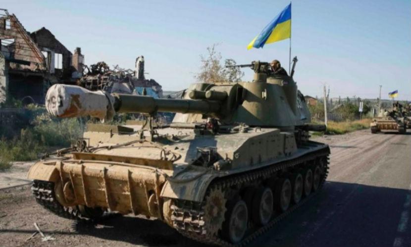 Пьяный украинский танкист оставил без света 20 домов