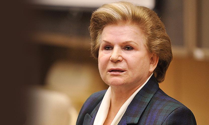 «Зачем крутить и городить?»: Терешкова предложила обнулить президентские сроки