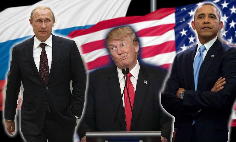 Трамп назвал Путина лидером, который сильнее Обамы