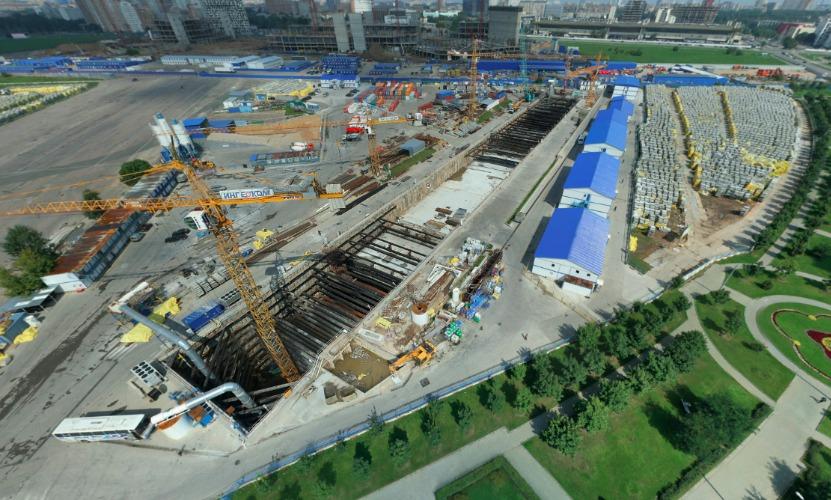 Станцию московского метро на Ходынском поле решили назвать в честь ЦСКА