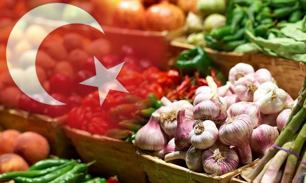Россельхознадзор заявил о намерении ввести запрет на всю растениеводческую продукцию Турции
