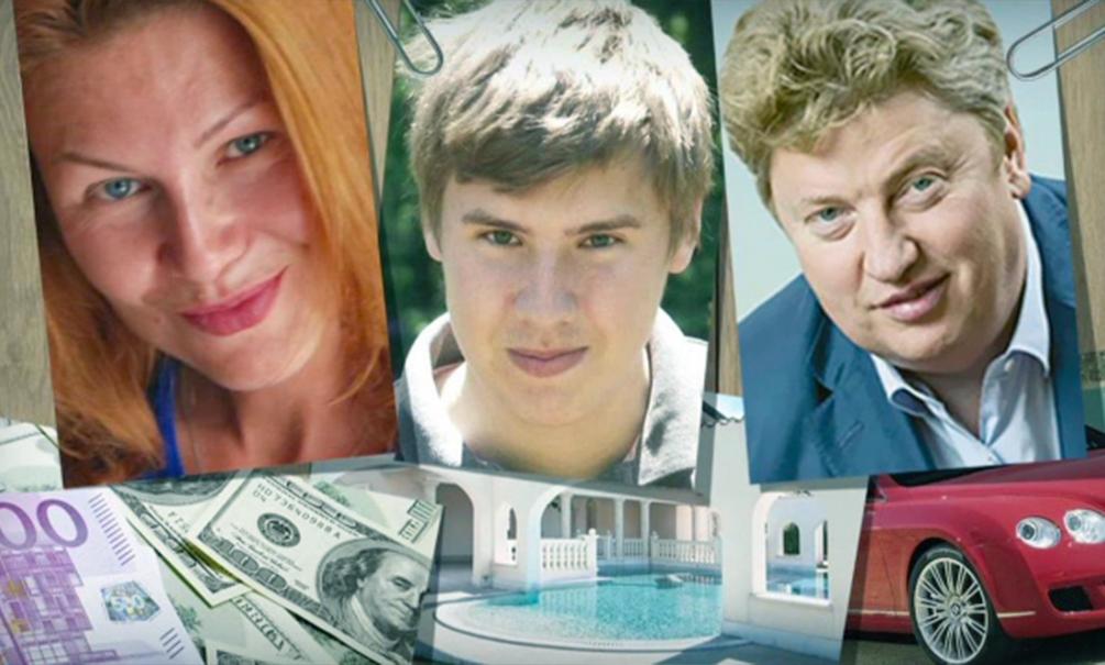 Сын олигарха Сосина избежал тюрьмы за жестокое убийство собственной матери