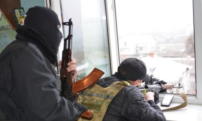 Ревнивый активист Майдана взорвал заложника, ранил соперника и застрелился