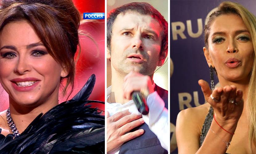 Топ-10 заработков звезд украинского шоу-бизнеса: националисты рухнули, «россияне» взлетели