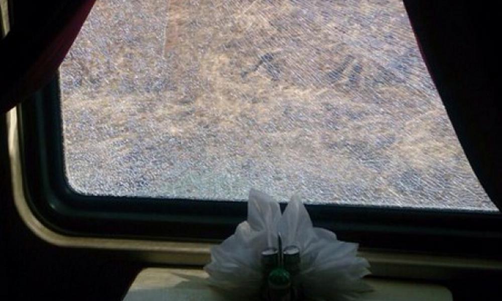 Преступник расстрелял пассажирский поезд на Транссибирской магистрали