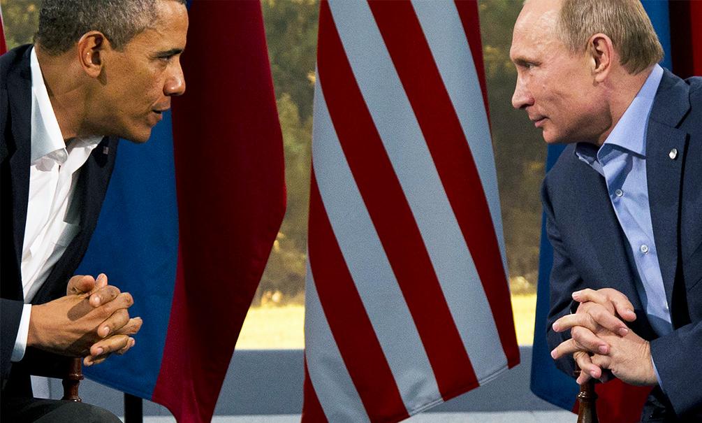 Обама обвинил Путина в редактировании статей о себе перед публикацией в СМИ