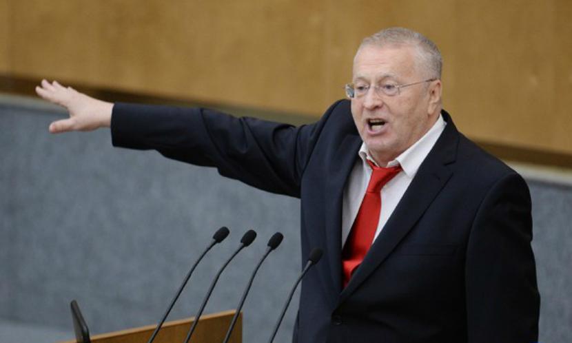 Жириновский предложил себя КПРФ в качестве замены Марксу