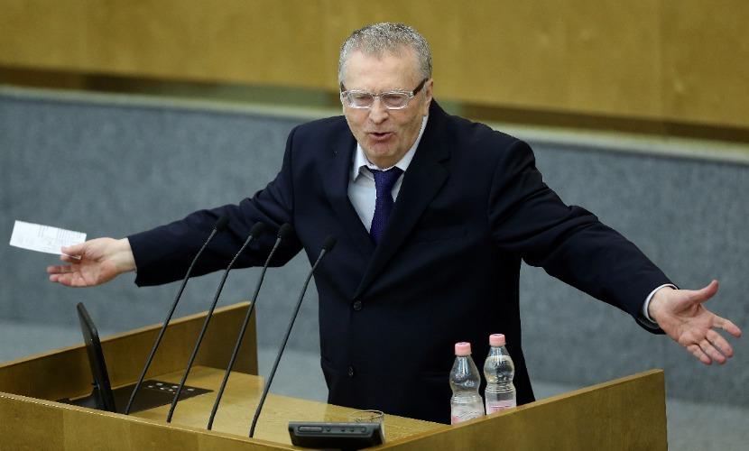 Жириновский назвал осуждение экс-лидера Сербии «репетицией» претензий Гаагского трибунала к России