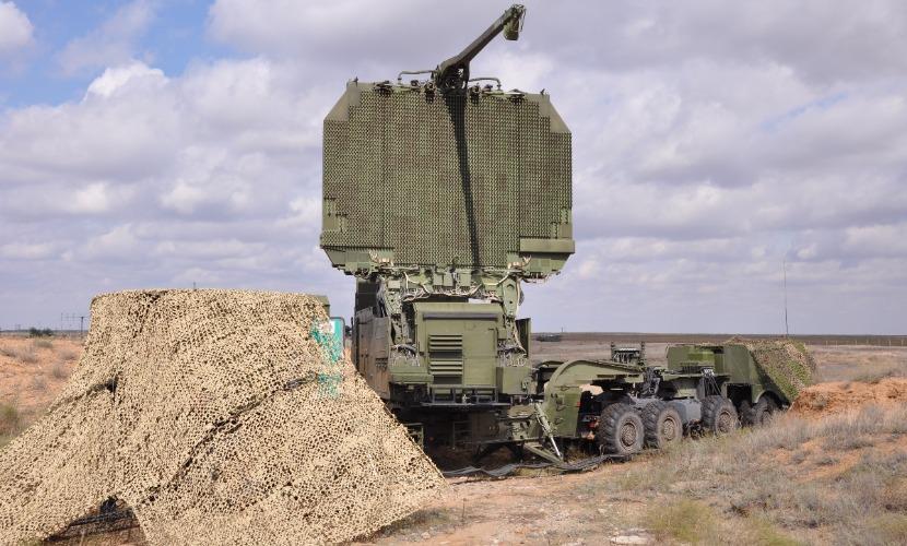 Российские зенитно-ракетные системы С-400 решили пока оставить в Сирии