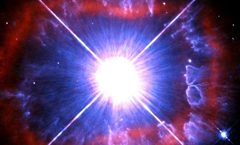 Гигантскую загадочную звезду с невероятным изменением яркости открыли российские астрономы