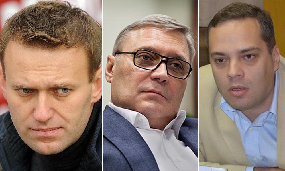 Навальный и Милов после «кадров оргии» посчитали унижением сотрудничество с Касьяновым, - политолог
