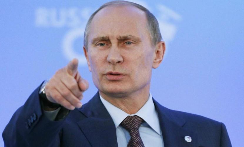Путин призвал Азербайджан и Армению сложить оружие