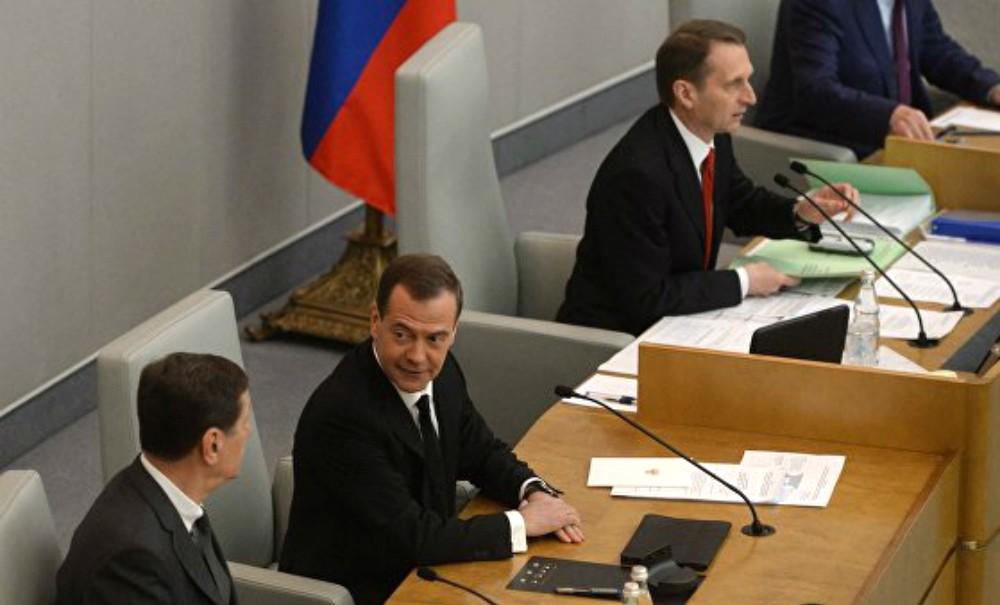 Медведев назвал Россию европейской страной и пожалел Европу в целом